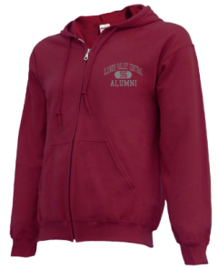 Illinois Valley Central High School Zip-up Hoodies