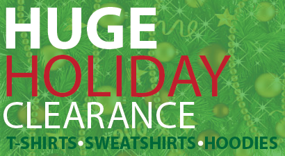 Huge Holiday Clearance
