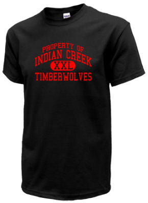 Indian Creek Middle School T-Shirts