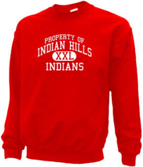 Indian Hills Middle School Sweatshirts