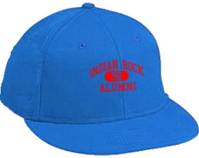Indian Rock Elementary School Flat Visor Caps