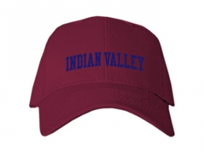 Indian Valley High School Kid Embroidered Baseball Caps
