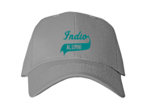 Indio Middle School Embroidered Baseball Caps