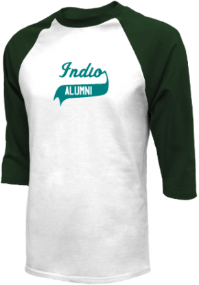 Indio Middle School Raglan Shirts