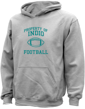 Indio Middle School Kid Hooded Sweatshirts