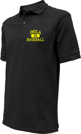 Inola High School Embroidered Polo Shirts