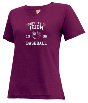 Irion High School V-neck Shirts