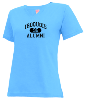 Iroquois High School V-neck Shirts