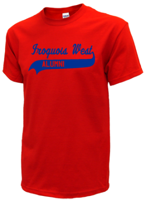 Iroquois West Elementary School/gilman T-Shirts