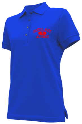 Iroquois West Elementary School/gilman Embroidered Polo Shirts