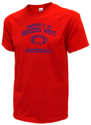 Iroquois West Elementary School/gilman Kid T-Shirts