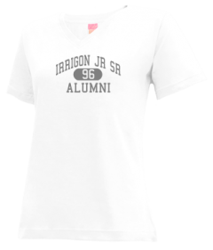 Irrigon Jr/sr High School V-neck Shirts
