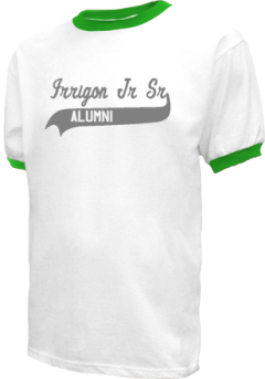 Irrigon Jr/sr High School Ringer T's