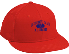 Is 239 Mark Twain Intermediate School Flat Visor Caps