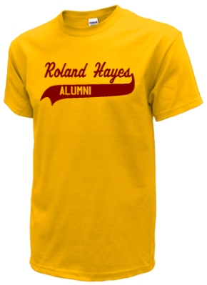 Is 291 Roland Hayes T-Shirts