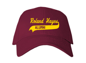 Is 291 Roland Hayes Embroidered Baseball Caps