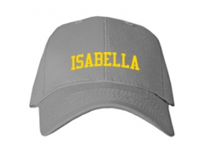 Isabella High School Kid Embroidered Baseball Caps