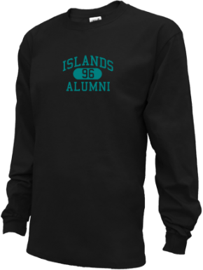 Islands Elementary School Long Sleeve Shirts