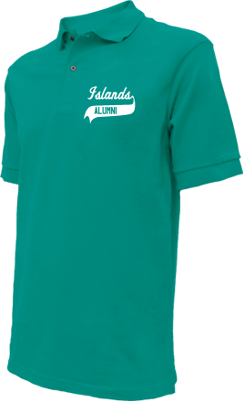 Islands Elementary School Embroidered Polo Shirts