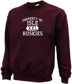 Isle High School Sweatshirts