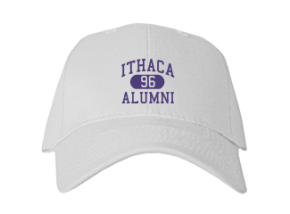 Ithaca High School Embroidered Baseball Caps