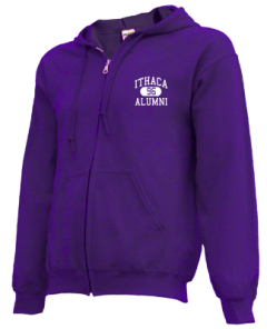 Ithaca High School Zip-up Hoodies