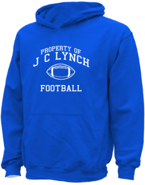 J C Lynch Elementary School Kid Hooded Sweatshirts