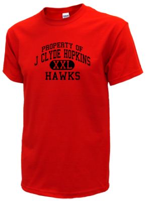J Clyde Hopkins Elementary School Kid T-Shirts