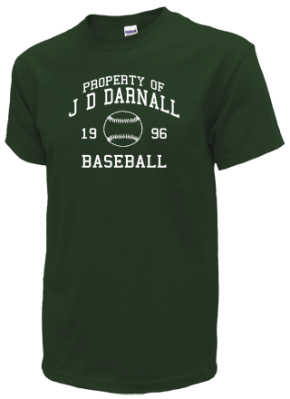 J D Darnall High School T-Shirts