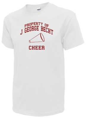 J George Becht Primary School T-Shirts