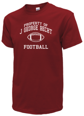 J George Becht Primary School Kid T-Shirts