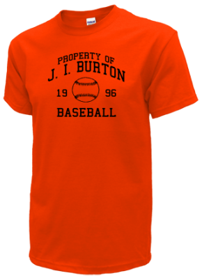 J. I. Burton High School T-Shirts