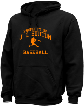 J. I. Burton High School Hoodies