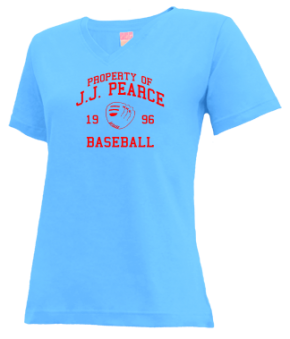J.j. Pearce High School V-neck Shirts