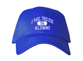 J Paul Truluck Middle School Embroidered Baseball Caps