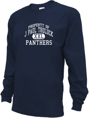 J Paul Truluck Middle School Kid Long Sleeve Shirts