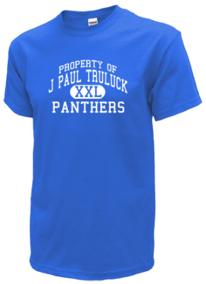 J Paul Truluck Middle School Kid T-Shirts