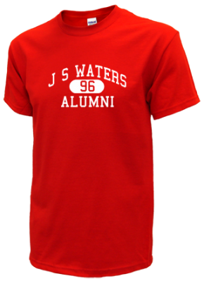 J S Waters Elementary School T-Shirts