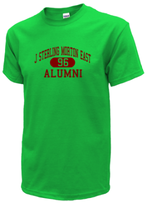J Sterling Morton East High School T-Shirts