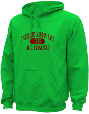 J Sterling Morton East High School Hoodies
