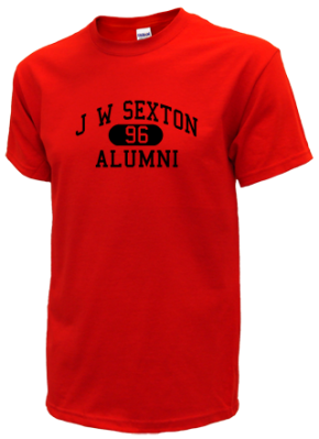 J W Sexton High School T-Shirts