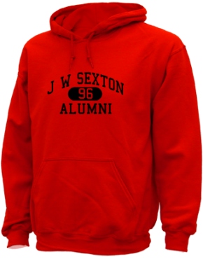 J W Sexton High School Hoodies