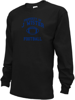 J Wister Elementary School Kid Long Sleeve Shirts