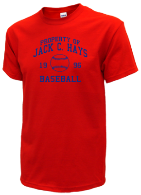 Jack C. Hays High School T-Shirts