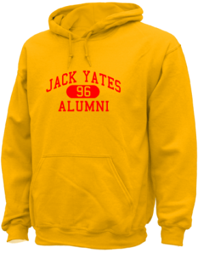 Jack Yates High School Hoodies