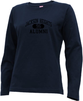 Jackson Heights Elementary School Long Sleeve Shirts