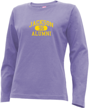 Jackson Middle School Long Sleeve Shirts