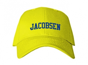 Jacobsen Middle School Kid Embroidered Baseball Caps