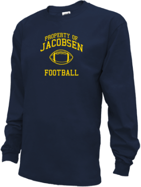 Jacobsen Middle School Kid Long Sleeve Shirts