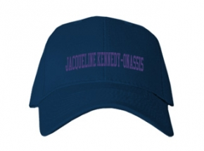 Jacqueline Kennedy-onassis High School Kid Embroidered Baseball Caps